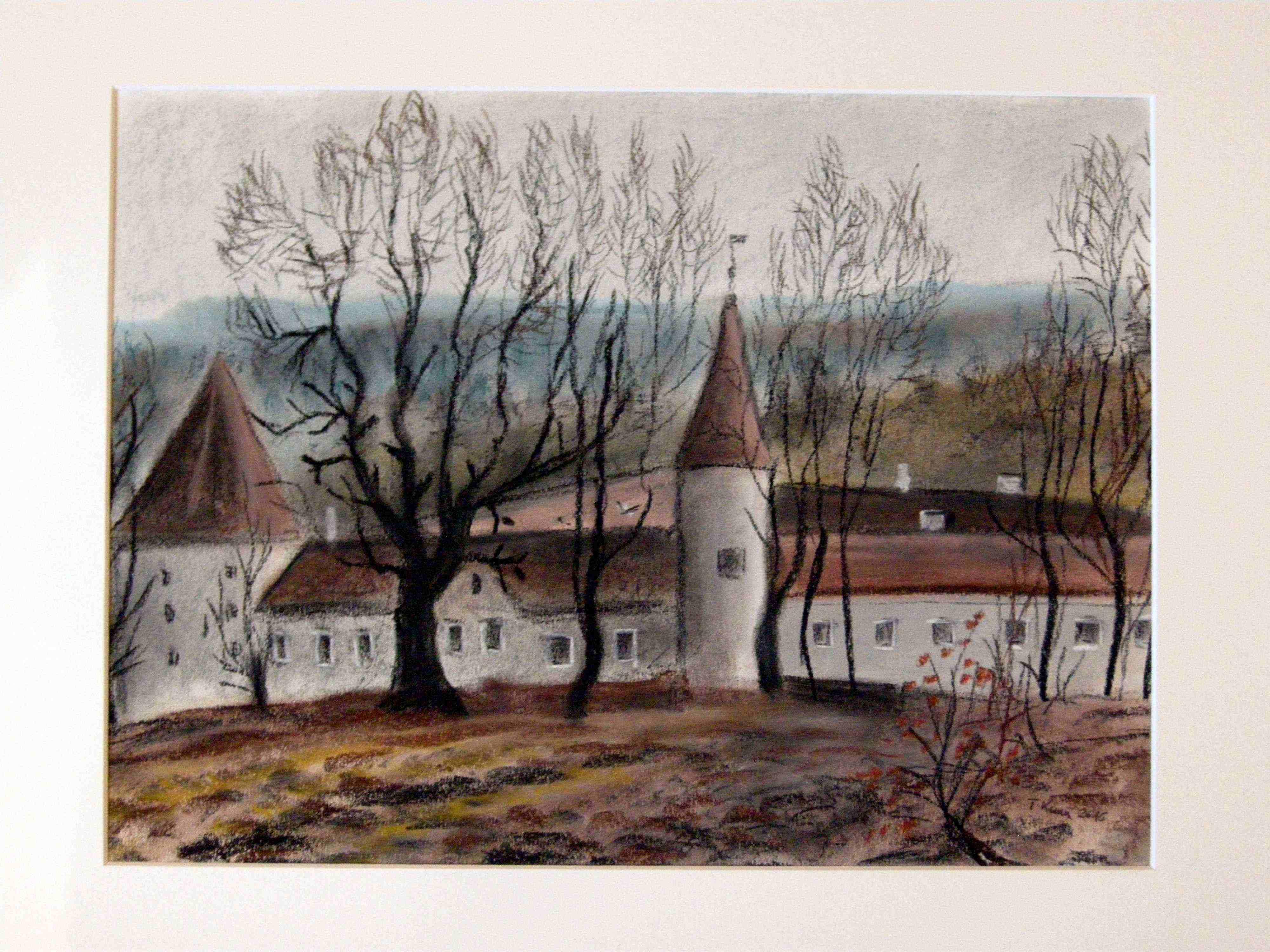 Schloss Waldreichs bei Allentsteig