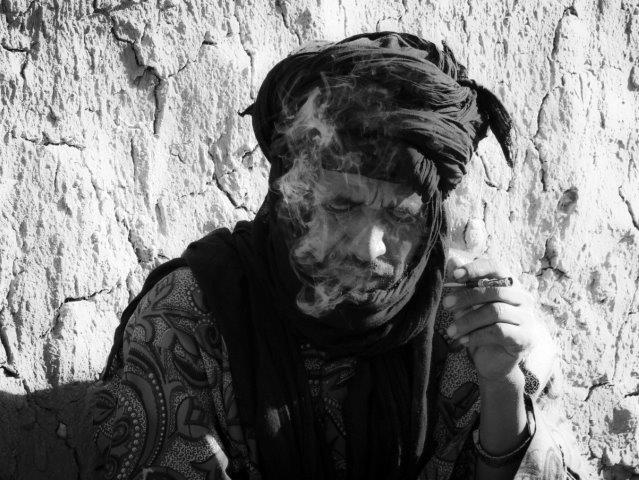 Menschen in Mali