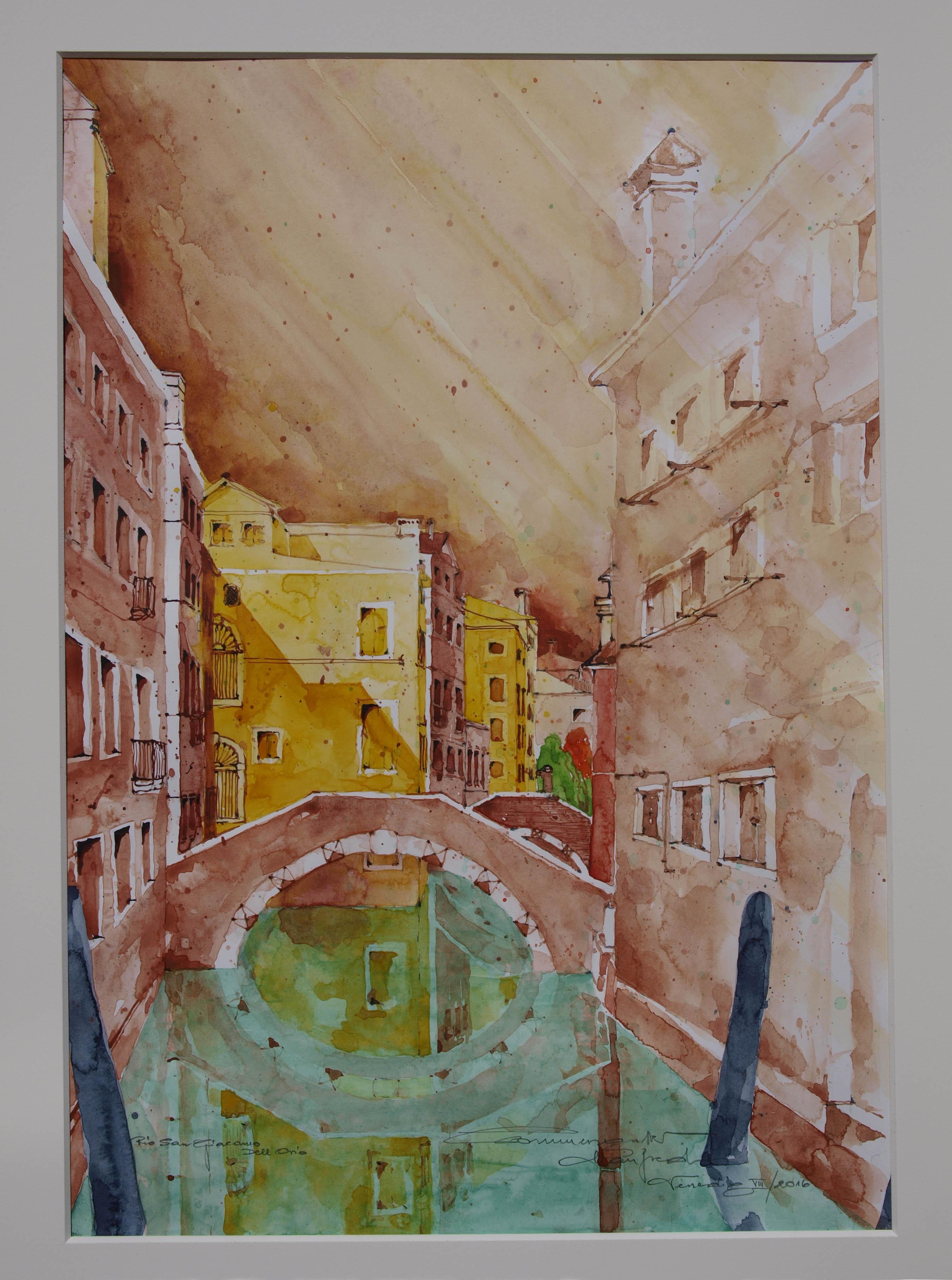 Rio San Giacomo dell Orio, Venedig