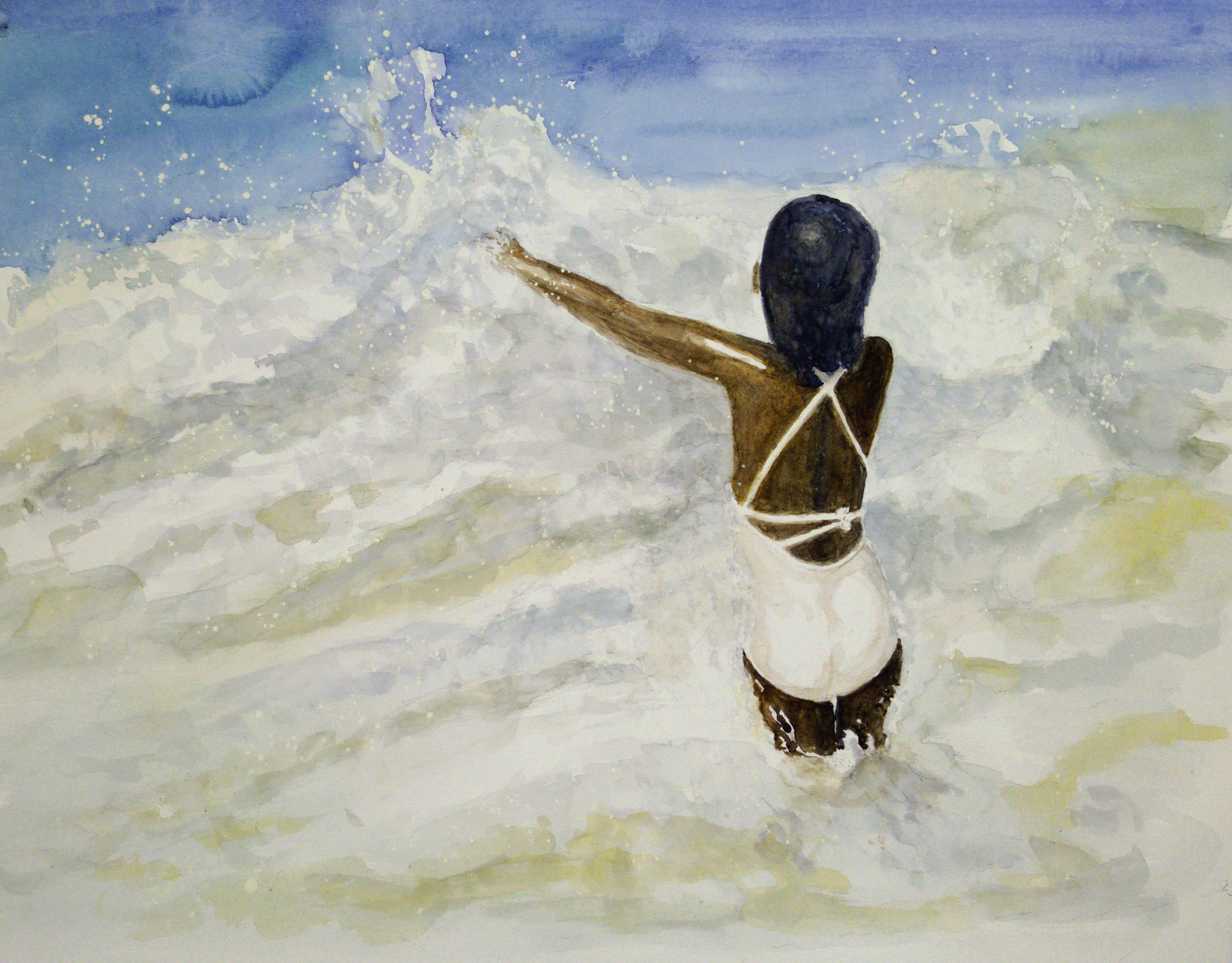 Am Strand von Marsa Matrouh