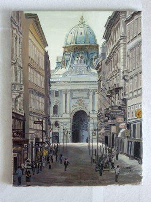 Kohlmarkt in Wien